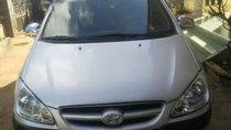 Cần bán Hyundai Getz đời 2008, màu bạc, nhập khẩu, 178 triệu