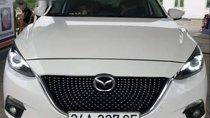 Cần bán gấp Mazda 3 năm sản xuất 2015, màu trắng, giá chỉ 576 triệu