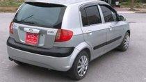 Bán xe Hyundai Getz đời 2008, màu bạc, nhập khẩu chính chủ, giá tốt