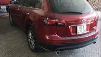 Bán ô tô Mazda CX 9 sản xuất 2015, màu đỏ, nhập khẩu nguyên chiếc