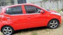 Cần bán gấp Hyundai Grand i10 2012, màu đỏ, xe nhập