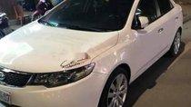 Bán Kia Forte đời 2011, màu trắng, số tự động, giá chỉ 410 triệu