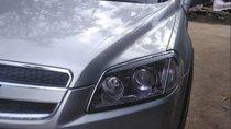 Cần bán gấp Chevrolet Captiva sản xuất 2010, màu bạc, nhập khẩu