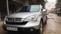 Cần bán lại xe Honda CR V đời 2009, màu bạc, nhập khẩu, giá 530tr