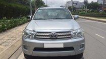 Cần bán xe Toyota Fortuner 2.7V 2012 tự động, máy xăng 2 cầu