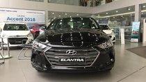 Hyundai Elantra 2.0 AT sản xuất năm 2018 mới 100%, màu đen, xe giao ngay giá tốt
