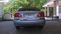 Bán xe Toyota Corolla Altis MT sản xuất năm 2002, màu xám, giá rẻ