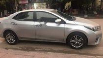 Cần bán Toyota Corolla altis năm sản xuất 2014, màu bạc giá cạnh tranh