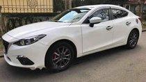 Bán ô tô Mazda 3 năm 2016, màu trắng xe gia đình