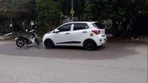 Bán gấp Hyundai Grand i10 2015, màu trắng, xe nhập