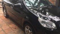 Bán Chevrolet Aveo AT 2015, màu đen, nhập khẩu