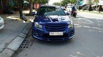 Cần bán gấp Daewoo Lacetti CDX 2010, màu xanh lam, nhập khẩu