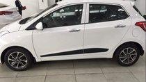 Cần bán Hyundai Grand i10 2018, màu trắng