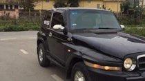 Bán xe Ssangyong Korando TX5 đời 2009, màu đen, nhập khẩu