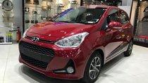 Cần bán xe Hyundai Grand i10 đời 2019, màu đỏ, giá 325tr