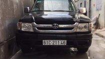 Cần bán xe Vinaxuki Pickup 650X 2010, màu đen, giá tốt