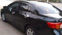 Cần bán xe Toyota Corolla altis đời 2008, màu đen, giá chỉ 390 triệu