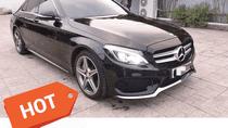 Bán xe Mercedes C250 AMG 2015, đã đi 28000km, còn rất mới