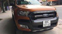 Bán Ford Ranger Wildtrak 3.2L 4x4 AT năm sản xuất 2016, nhập khẩu