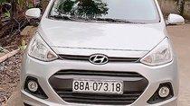 Bán xe Hyundai Grand i10 1.0 MT đời 2014, màu bạc, xe nhập chính chủ