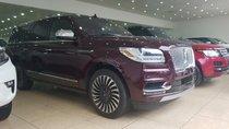 Bán xe Lincoln Navigator L Black Label 2019, màu đỏ, xe mới 100% giao ngay