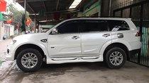 Cần bán xe Mitsubishi Pajero Sport G 4x4 AT năm 2014, màu trắng