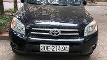 Bán Toyota RAV4 Limited 2.4 FWD sản xuất năm 2007, màu đen, nhập khẩu, 533 triệu