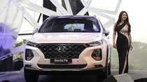 Giá xe Hyundai Santa Fe tháng 4/2019: Thế hệ mới giá từ 995 triệu đồng