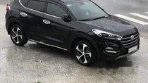 Cần bán gấp Hyundai Tucson 1.6 Tubor đời 2018, màu đen, nhập khẩu nguyên chiếc xe gia đình