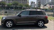 Cần bán gấp Mercedes GLK 250 đời 2015, màu nâu