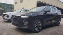 Bán ô tô Hyundai Santa Fe sản xuất năm 2019, màu đen