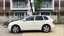 Cần bán lại xe Porsche Cayenne năm 2008, màu trắng, nhập khẩu nguyên chiếc xe gia đình