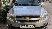 Chính chủ bán xe Chevrolet Captiva LT 2.4MT đời 2007, màu bạc