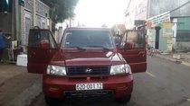 Bán Hyundai Galloper sản xuất 2003, màu đỏ, nhập khẩu