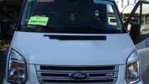 Cần bán gấp Ford Transit Standard MID sản xuất 2015, màu trắng, giá 540tr