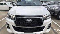 Bán xe Toyota Hilux 2.8L 2019, màu trắng, nhập khẩu nguyên chiếc