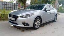 Cần bán Mazda 3 đời 2017, màu bạc, giá tốt