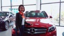 Bán xe Mercedes GLC200 đời 2018, màu đỏ