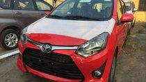 Bán xe Toyota Wigo 1.2 MT đời 2018, màu đỏ, nhập khẩu nguyên chiếc, giá chỉ 345 triệu