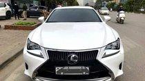 Chính chủ bán Lexus RC 200T năm sản xuất 2017, màu trắng, xe nhập