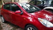 Bán ô tô Hyundai i20 sản xuất năm 2011, màu đỏ, nhập khẩu nguyên chiếc chính chủ, giá tốt