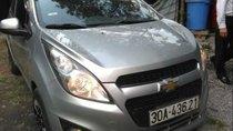 Cần bán lại xe Chevrolet Spark sản xuất năm 2014, màu bạc, 235 triệu