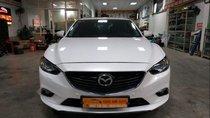 Bán xe Mazda 6 2.0 2015, màu trắng như mới