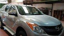 Bán Mazda BT 50 năm sản xuất 2015, màu bạc, nhập khẩu, giá tốt
