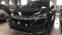 Bán ô tô Honda CR V năm sản xuất 2019, màu đen, xe nhập