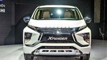 Mitsubishi Xpander 1.5 số tự động, màu trắng, giá từ 620 triệu tại Quảng Trị, hỗ trợ trả góp 80%, LH: 0911821457