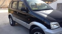 Bán xe Daihatsu Terios sản xuất 2005, màu đen chính chủ, giá 210tr
