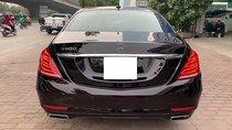 Cần bán gấp Mercedes S400 sản xuất năm 2015, màu đen