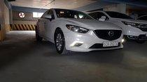 Bán Mazda 6 2.0 đời 2016, màu trắng, 750tr