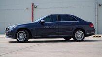 Bán Mercedes E200 năm sản xuất 2015, màu xanh lam, cam kết chất lượng bao kiểm tra hãng